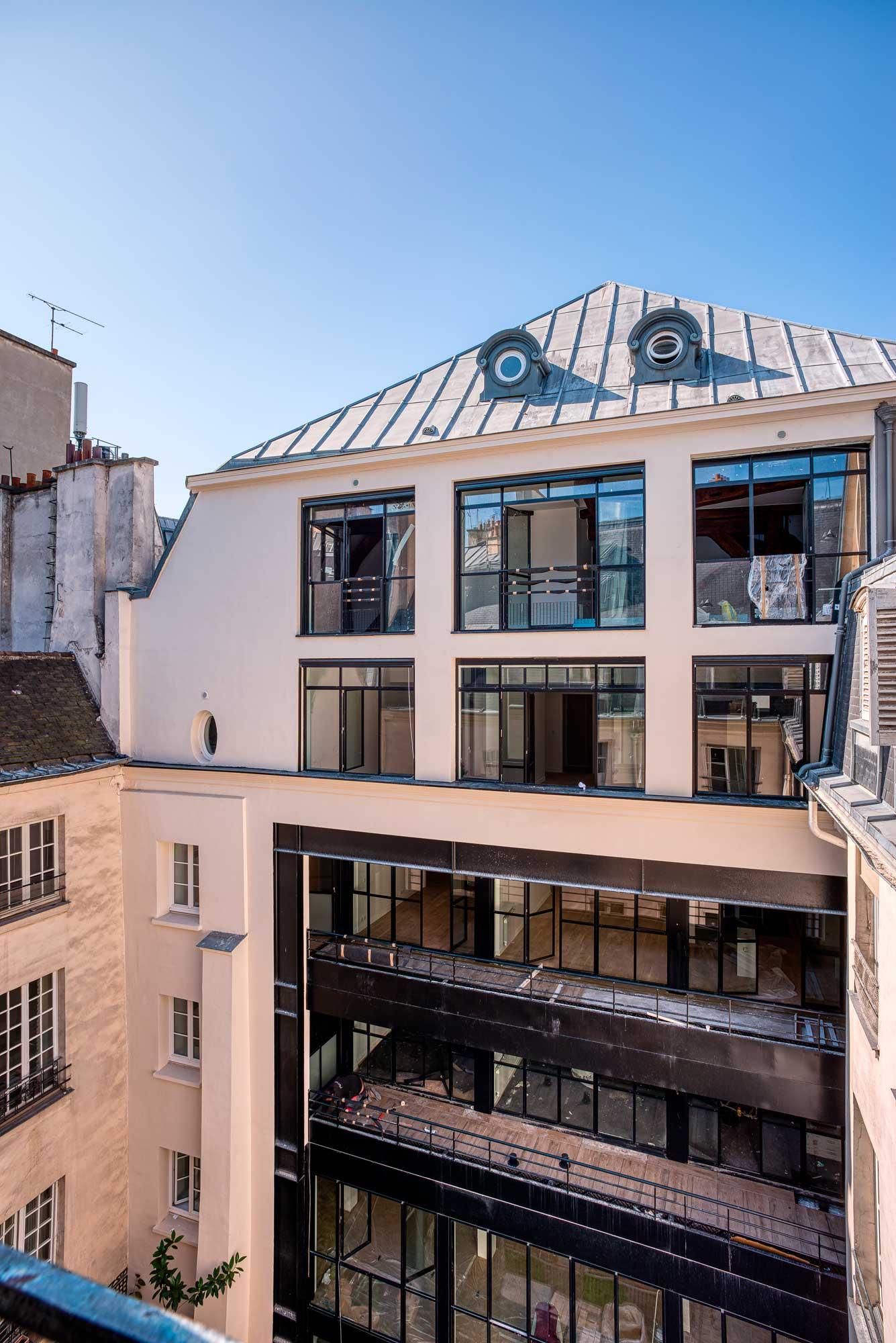 Raf Listowski Atelier d'Architecture Geste d'Or Prix Ancienne Comédie geste d'or grégory copitet