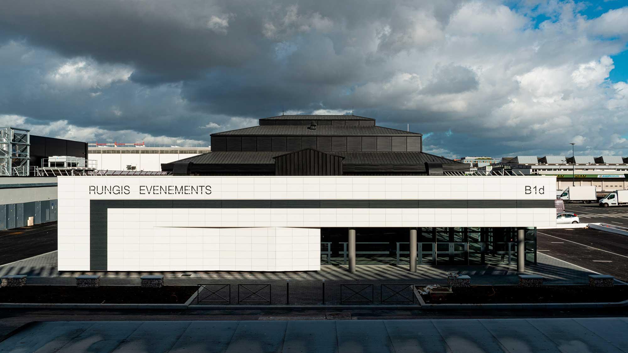 Raf Listowski Atelier d'Architecture Geste d'Or Prix Marché de Rungis évènements geste d'argent grégory copitet